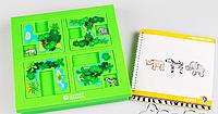 Сафари Прятки логическая игра - головоломка Safari Hide & Seek