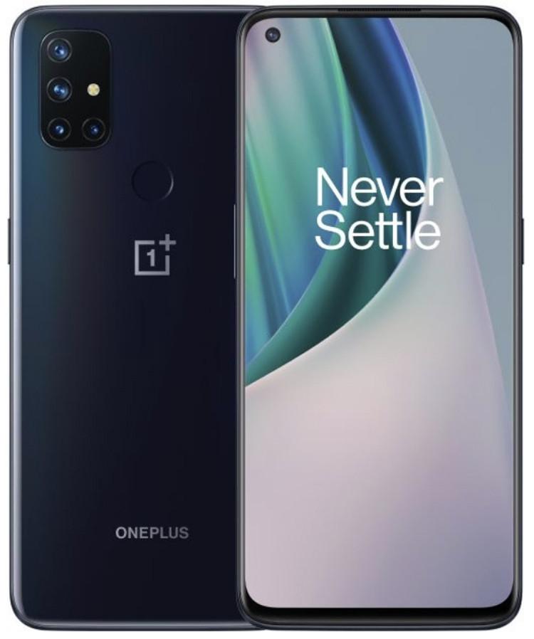 OnePlus NORD N10 6/128gb Midnight ice