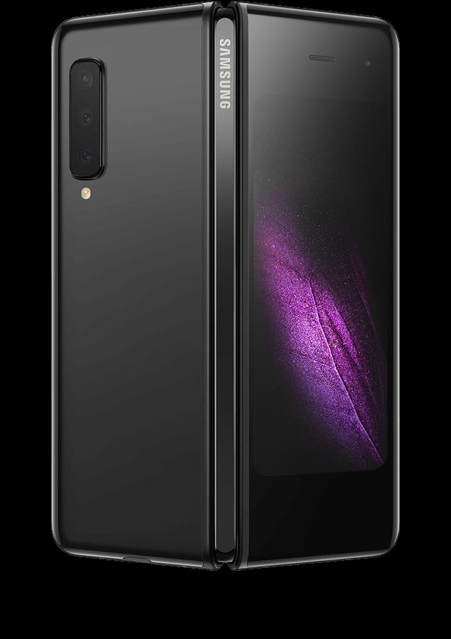 Samsung Galaxy FOLD 12GB/512GB Cosmos Black