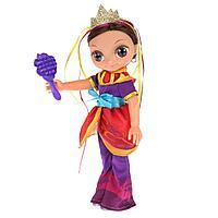 Сказочный патруль Интерактивная кукла Варя Королева Бала, 32 см. 15 песен и фраз