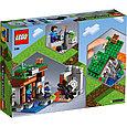 21166 Lego Minecraft «Заброшенная» шахта, Лего Майнкрафт, фото 2