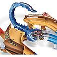 Hot Wheels Игровой набор Monster Trucks: Гонка со скорпионом GNB0, Хот Вилс Монстр-тракc, фото 6