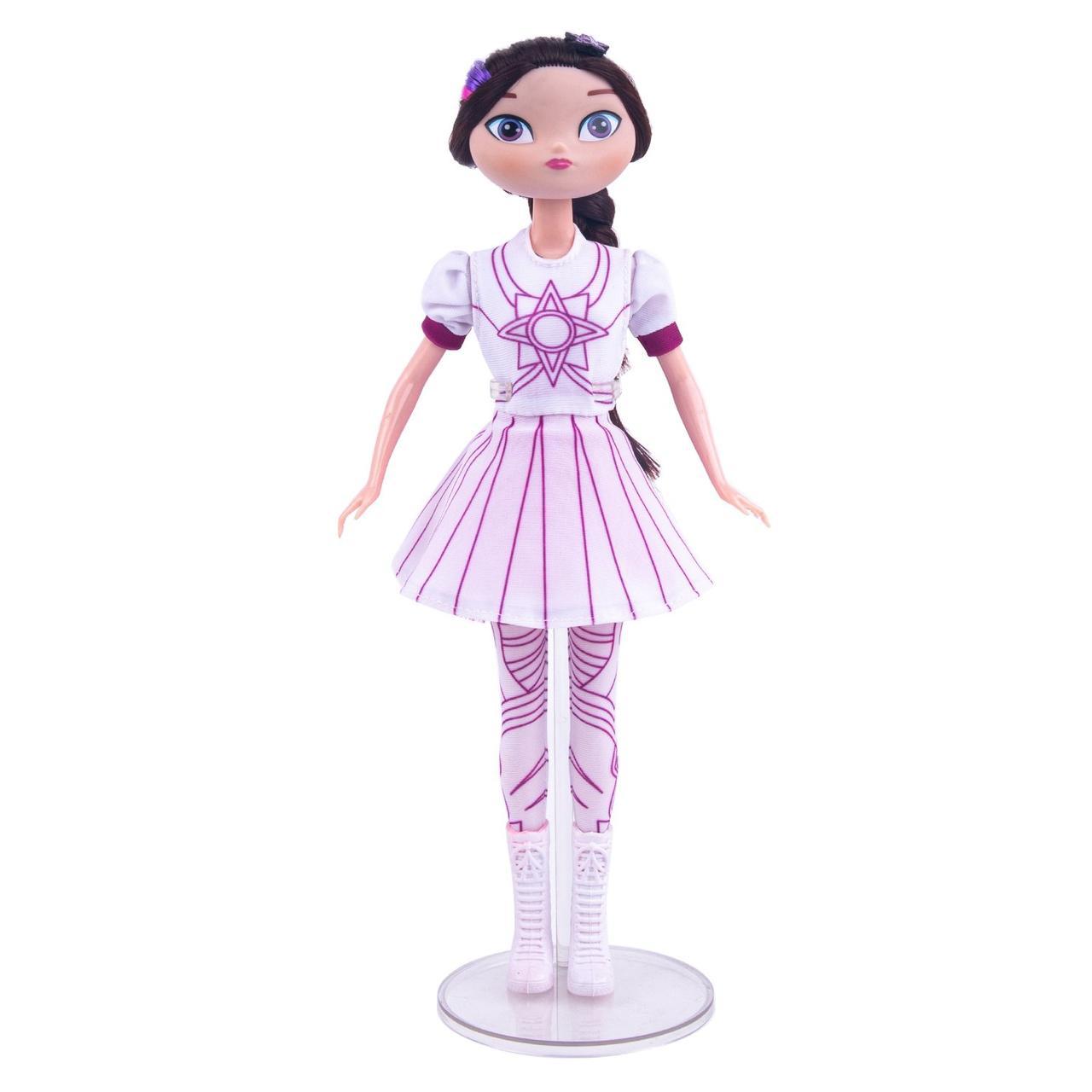 Сказочный патруль - Кукла Варя «Раскрась и смой водой» - Лидер команды