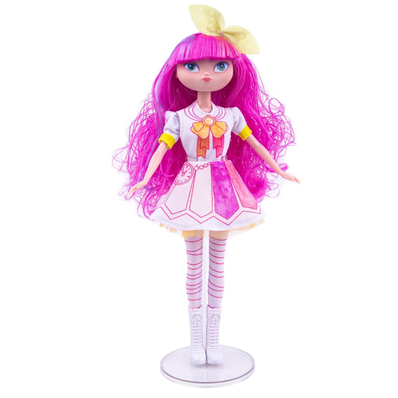 Сказочный патруль - Кукла Алиса «Раскрась и смой водой» - Хранительница времени