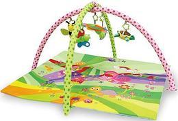 Игровой коврик Lorelli Сказка Зеленый