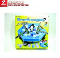 Игра Пингвин на льдине