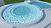 Дизайн и визуализация скиммерных и переливных бассейнов, фото 6