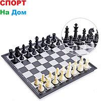 Шахматы магнитные дорожные (размеры: 32*32*2 см)