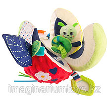 Развивающая игрушка для малышей Волшебное яблоко Happy Snail