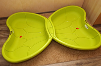 """Smoby Песочница-бассейн """"Бабочка"""", 112 см х 168 см х 19 смм"""