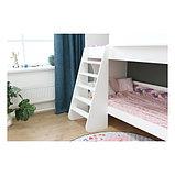 Двухъярусная кровать Капризун К432.2 (белый) 01-19220, фото 8