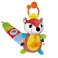 Развивающая мягкая игрушка Biba Toys Бурундук