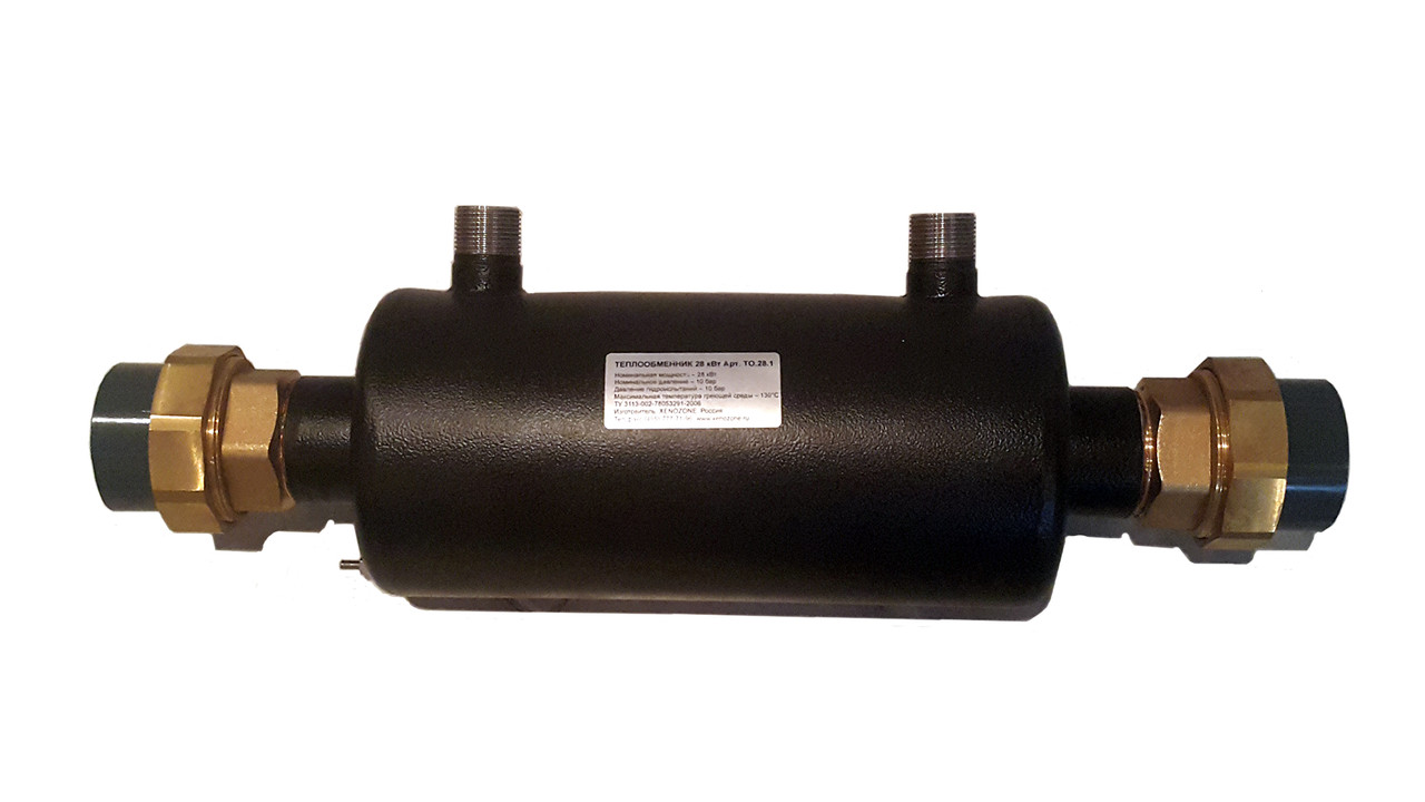 Теплообменник Xenozone 40 кВт