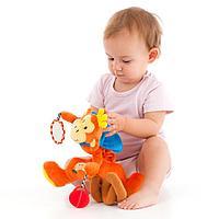 Развивающая игрушка-спираль Biba Toys Обезьянка