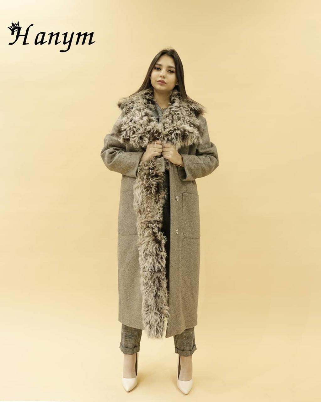 Женское пальто (тоскана, италия)