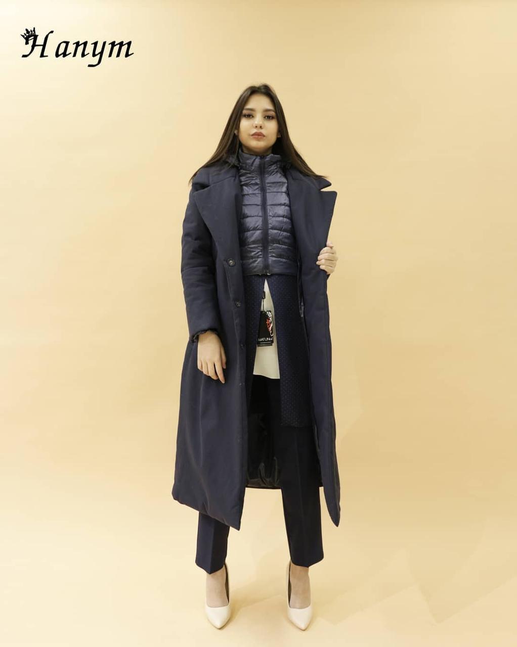 Женская куртка-пальто (италия)