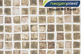 Пленка для бассейна Haogenplast SNAPIR NG Earth