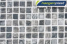 ПВХ лайнер для бассейна Haogenplast SNAPIR NG Platinum