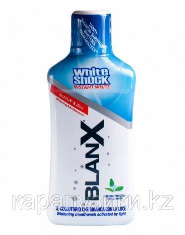 Ополаскиватель White Shock mouthwash Blanx