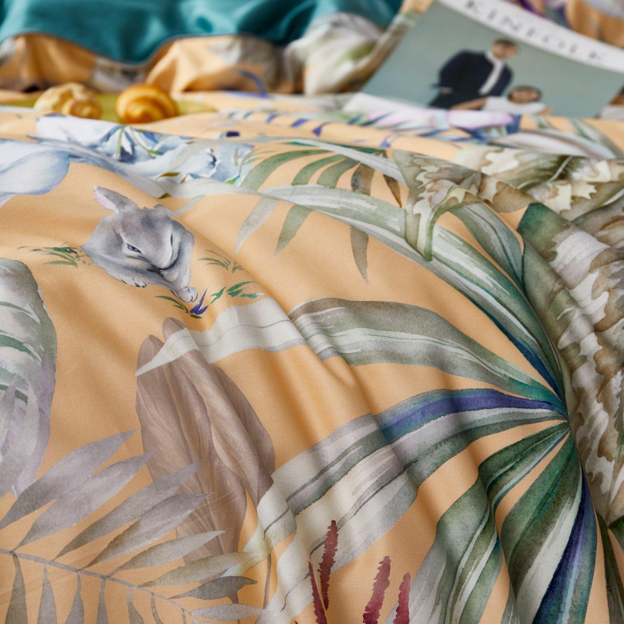 Комплект постельного белья Сатин Премиум - фото 5