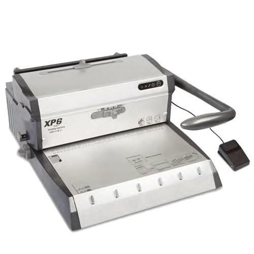 Электрич. переплетная машина 2В1  TPPS  XP6  [металл 3:1 25/120листов. металл 2:1 25/280листов.]