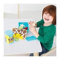 """Детский контейнер - ланч бокс """"Жираф"""" 700 мл (Skip Hop, США)"""