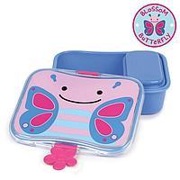 """Детский контейнер - ланч бокс """"Бабочка"""" 700 мл (Skip Hop, США)"""