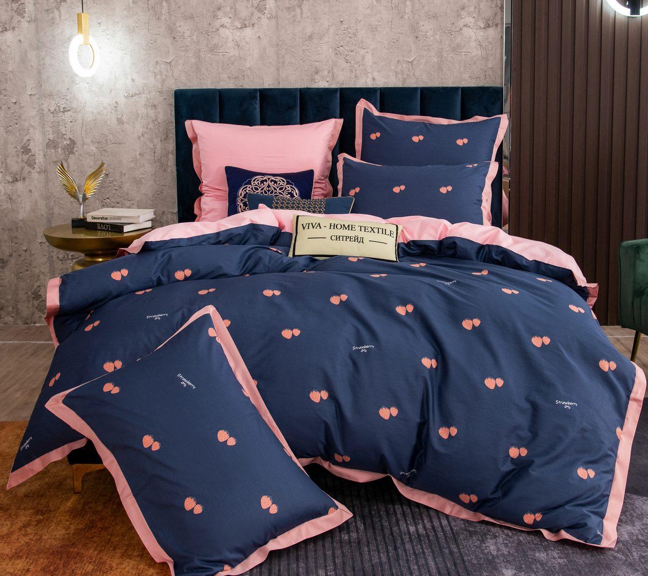 Комплект постельного белья Сатин Экстра - фото 1