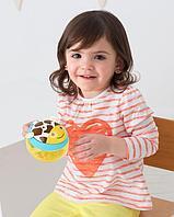 """Детский контейнер - перекус """"Жираф"""" 220 мл (Skip Hop, США)"""