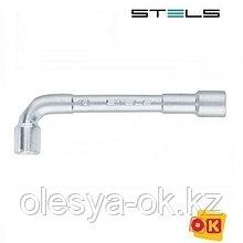 Ключ угловой проходной 12 мм. STELS