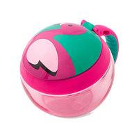 """Детский контейнер - перекус """"Фламинго"""" 220 мл (Skip Hop, США)"""