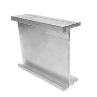 Алюминиевый соединитель для профиля 6 см * 5 см * 1,9 см