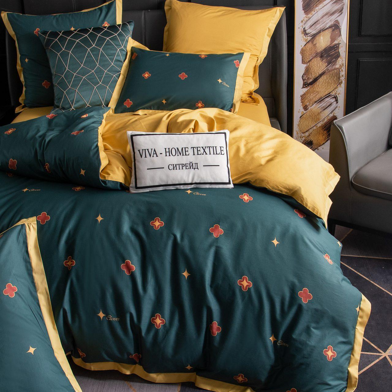 Комплект постельного белья Сатин Экстра - фото 2