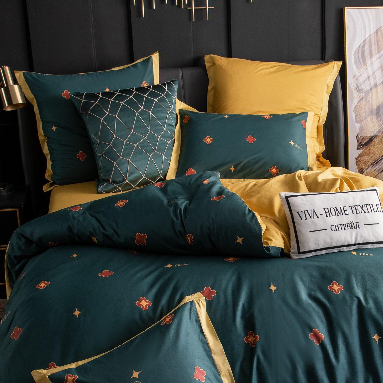 Комплект постельного белья Сатин Экстра - фото 3