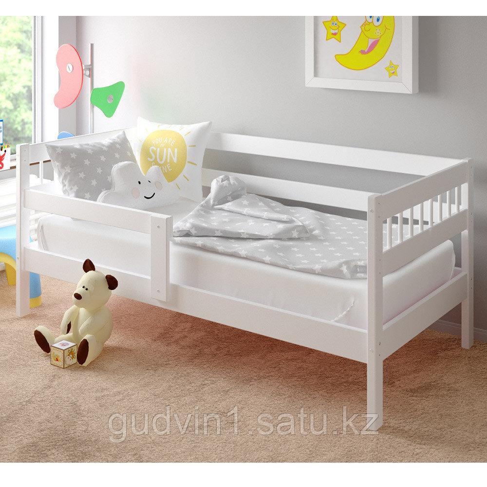 PITUSO Кровать Подростковая HANNA NEW   №7 Белый