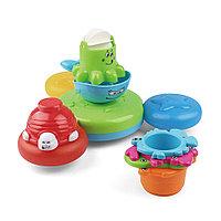 """Набор игрушек для ванной """"Праздник на воде"""" 12мес+ (Pituso, Испания)"""