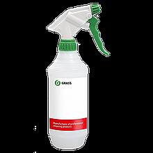 Бутылка с профессиональным триггером 1 литр (зеленая/синяя/красная) GRASS