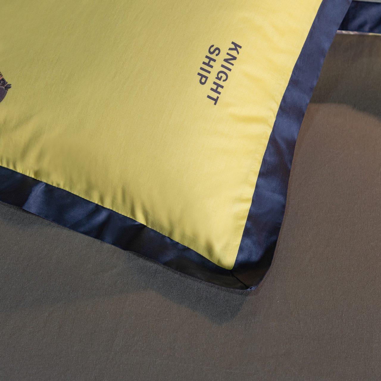 Комплект постельного белья Сатин Экстра - фото 10