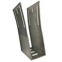 Алюминиевый П-кронштейн 4 см * 10 см * 18 см