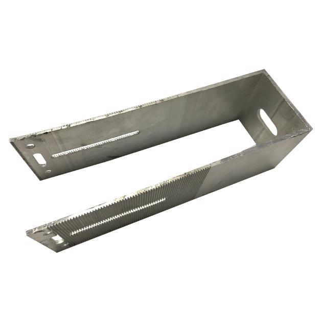 Алюминиевый П-кронштейн 5,5 см * 6 см * 14 см