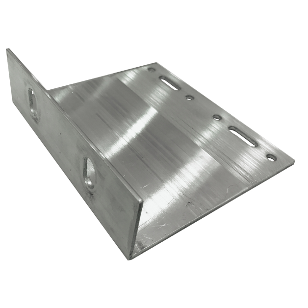 Алюминиевый L - кронштейн 4 см * 18 см * 15 см