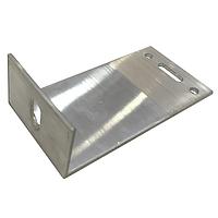 Алюминиевый L -кронштейн 4 см * 14 см * 7 см