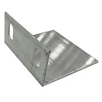 Алюминиевый L -кронштейн 4 см * 8 см * 8 см