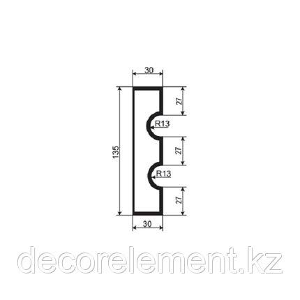 Наличники для фасада Н 135/1, фото 2