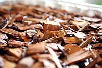Щепа Кавказский дуб (сильного обжига-500 г)