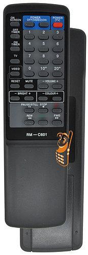 Пульт JVC RM-C601 - пульт для телевизора JVC