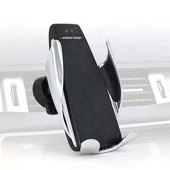 Автомобильная беспроводная зарядка-держатель Penguin Smart Sensor R1