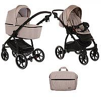 Детская коляска Pituso Mia 2 в 1 Бежевый
