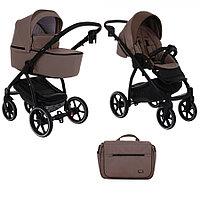 Детская коляска Pituso Mia 2 в 1 Капучино