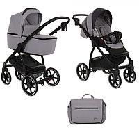 Детская коляска Pituso Mia 2 в 1 Серый